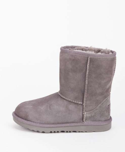 UGG Kids Ankle Boots 1017703K CLASSIC II, Grey