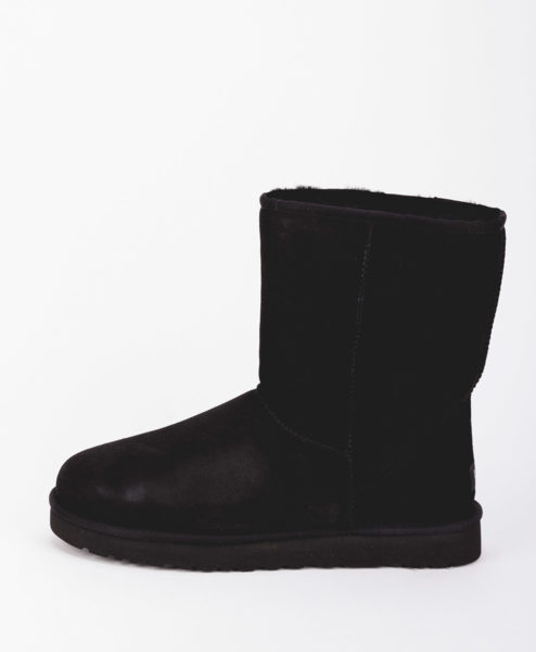 UGG Men Ankle Boots 5800 CLASSIC SHORT, Black
