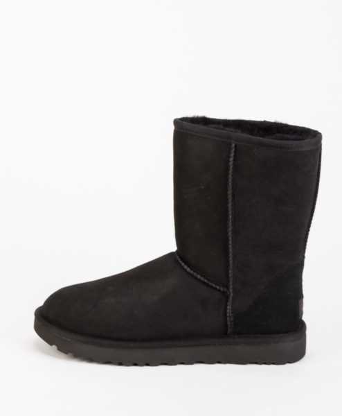 UGG Women Ankle Boots 1016223 CLASSIC SHORT II, Black 244.99