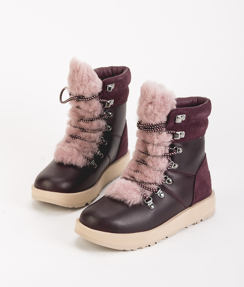 a8b1dff8742 UGG Women Ankle Boots 1017493 VIKI WATERPROOF, Port