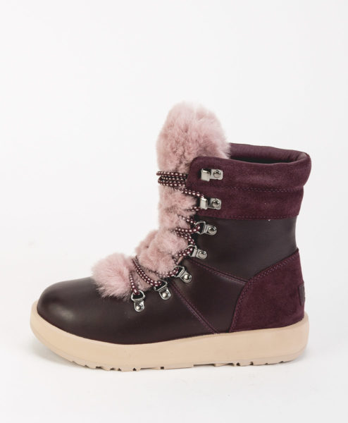 UGG Women Ankle Boots 1017493 VIKI WATERPROOF, Port 299.99