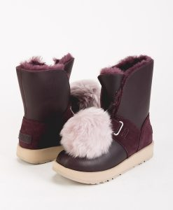 UGG Women Ankle Boots 1018217 ISLEY WATERPROOF, Port 269.99 1