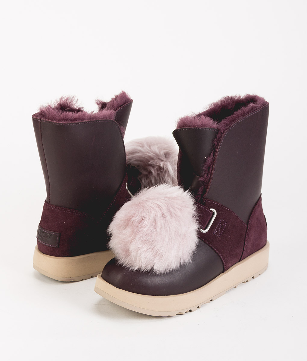 UGG Women Ankle Boots 1018217 ISLEY WATERPROOF, Port 269.99 1