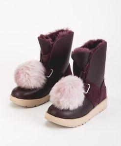 UGG Women Ankle Boots 1018217 ISLEY WATERPROOF, Port 269.99