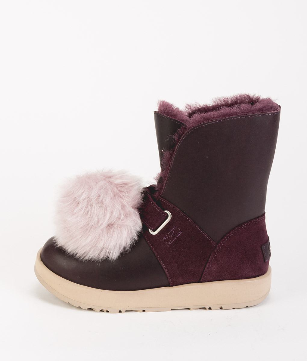UGG Women Ankle Boots 1018217 ISLEY WATERPROOF, Port 269.99
