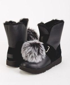 UGG Women Ankle Boots 1018605 ISLEY WATERPROOF, Black 329.99 1