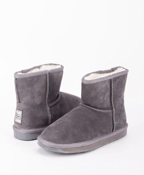 BOOROO Women Ankle Boots 1006W MINNIE, Smokey Grey 84.99
