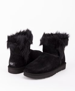 UGG Women Ankle Boots 1018303 MILA, Black 269.99 1