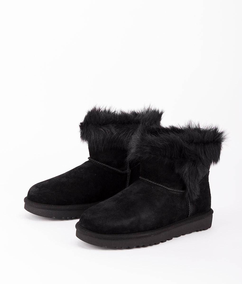 UGG Women Ankle Boots 1018303 MILA, Black 269.99 2