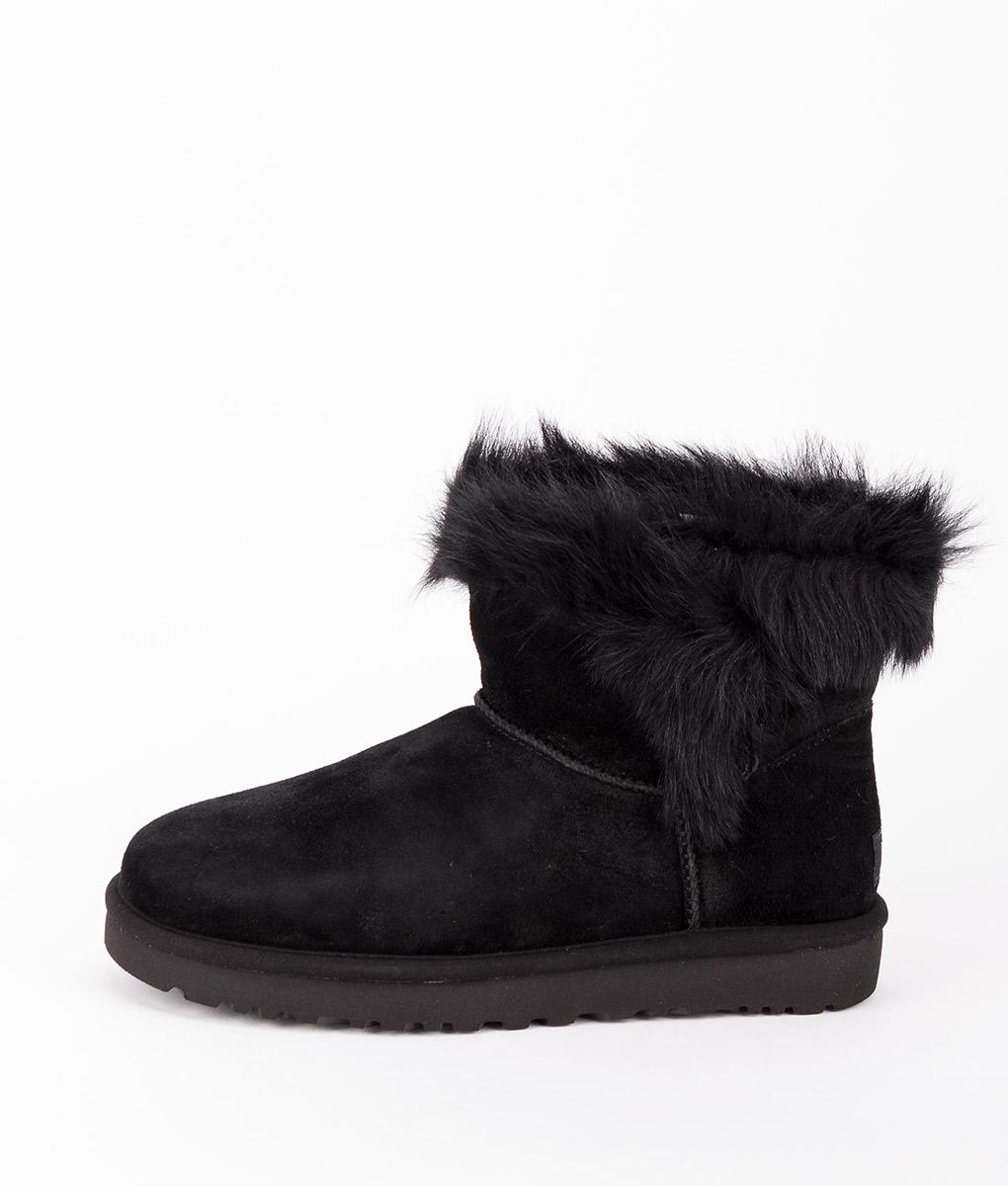 UGG Women Ankle Boots 1018303 MILA, Black 269.99