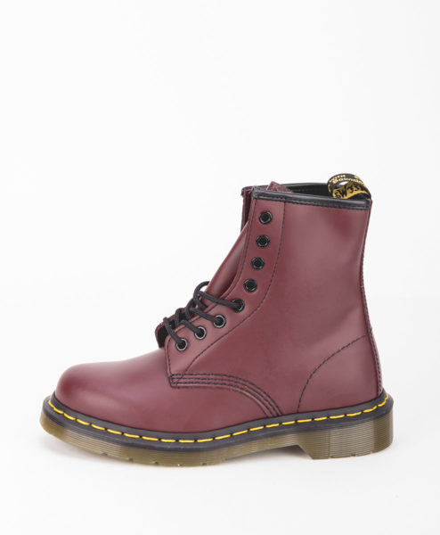 DR MARTENS Unisex Ankle Boots 1460, Cherry Red 179.99