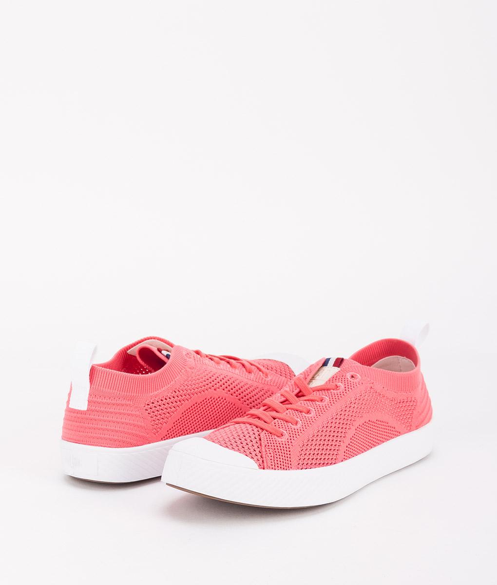 PALLADIUM Women Sneakers 75728 PALLAPHOENIX K, Spiced Coral 94.99