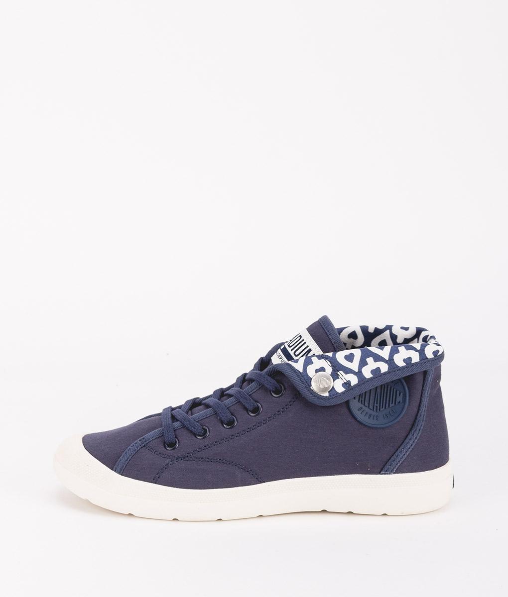 PALLADIUM Women Sneakers 95680 AVENTURE, Mood Indigo Marshmellow 69.99
