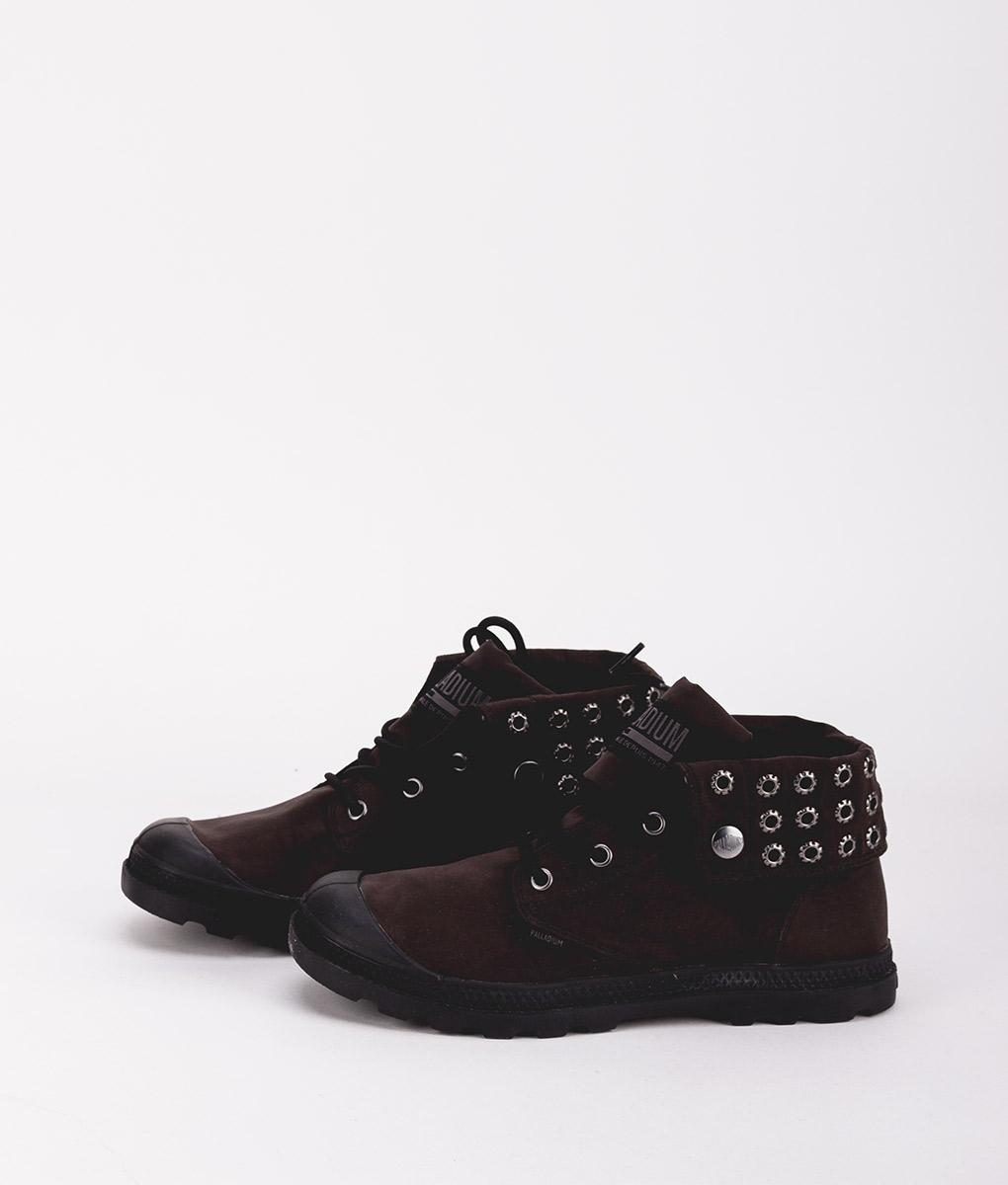 PALLADIUM Women Sneakers 95693 BAGGY LOW LP SUPPLY, Black 74.99