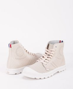 PALLADIUM Women Sneakers 95756 PAMPA MID LP, Whisper Pink 99.99
