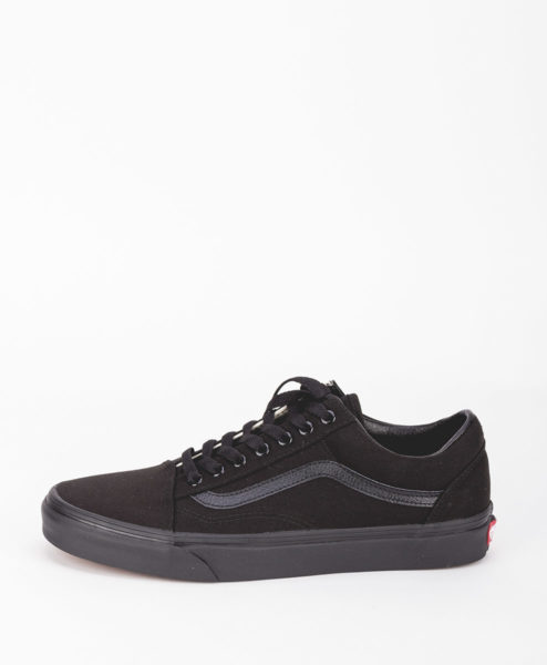 VANS Men Sneakers VD3HBKA OLD SKOOL, Black Black 79.99