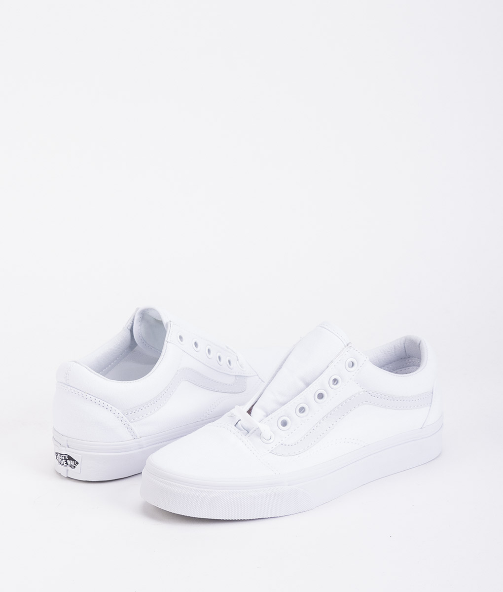 VANS Women Sneakers VD3HW00 OLD SKOOL, True White 79.99