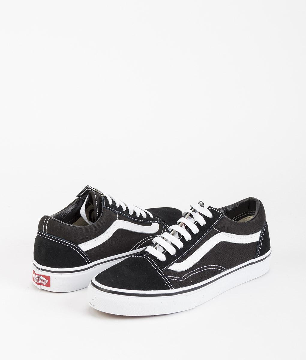 VANS Unisex Sneakers VD3HY28 OLD SKOOL, Black White 79.99