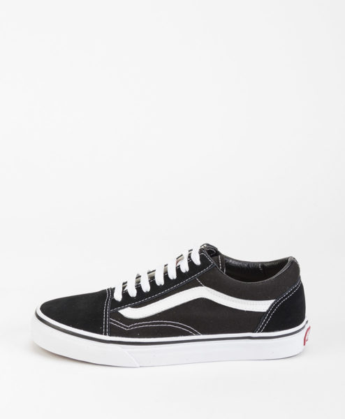 VANS Unisex Sneakers VD3HY28 OLD SKOOL, Black White 79.99