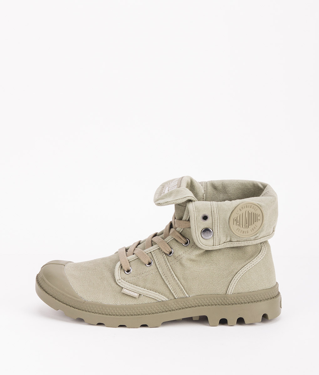 PALLADIUM Men Sneakers 2478 PALLABROUSE BAGGY, Vetiver Burnt 84.99