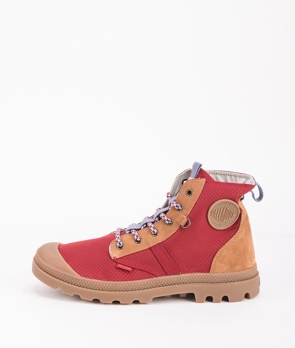 PALLADIUM Men Sneakers 75719 PALLABROUSE RETRO, Chilli Peper Brown 99.99