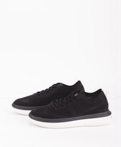 PALLADIUM Men Trainers 75701 CRUSHION LOW K, Black 109.99