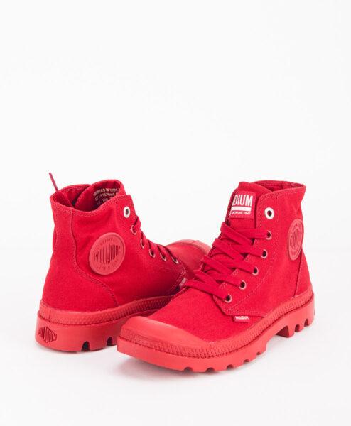 PALLADIUM Unisex Sneakers 73089 MONO CHROME, Chilli Peper 74.99