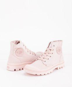 PALLADIUM Women Sneakers 73089 MONO CHROME, Peach Whip 74.99