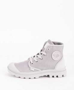 PALLADIUM Women Sneakers 75330 MONO CHROME II, Lunar Rock 79.99