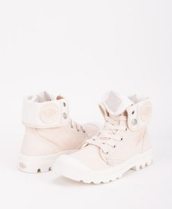 PALLADIUM Women Sneakers 92353 BAGGY, Vapor Whisper Pink 79.99