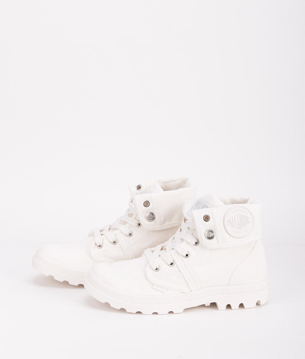PALLADIUM Women Sneakers 92478 PALLABROUSE BAGGY, Marshmallow 84.99
