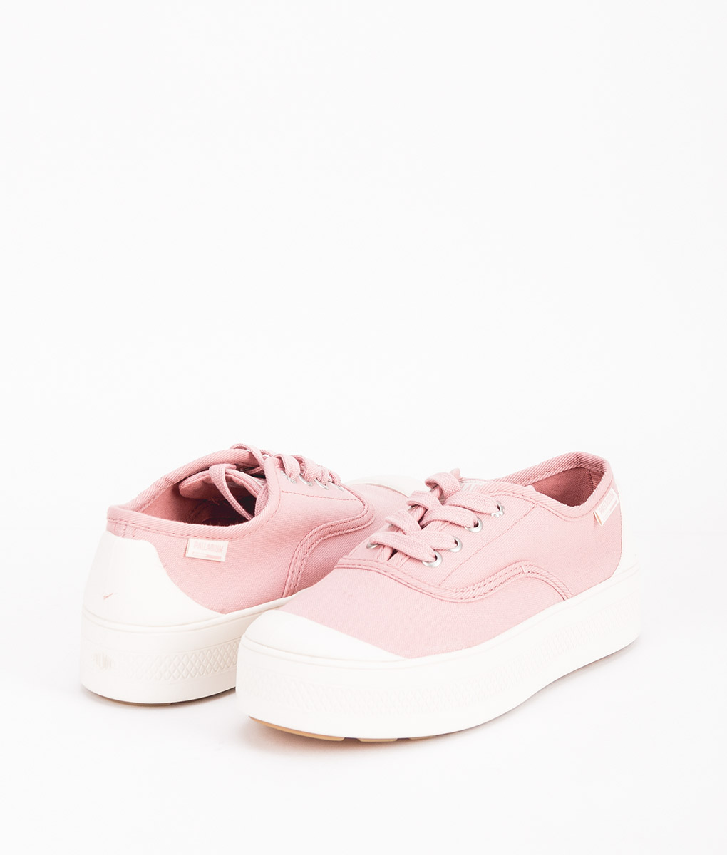 PALLADIUM Women Sneakers 95768 SUB LOW CVS, Rose Tan Marshellow 74.99