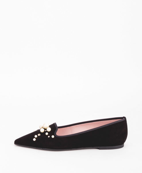 PRETTY BALLERINAS Women Loafers 46938 ELLA, Angelis Negro 199.99