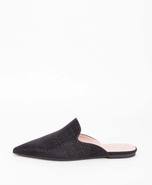 PRETTY BALLERINAS Women Slip On Loafers 46623 ELLA, Galassia Black 129.99