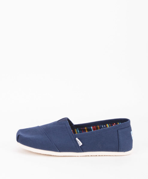 TOMS Men Espadrilles 10000866 CANVAS M CLASSIC, Navy 49.99