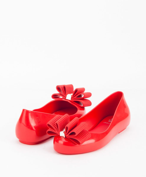 MELISSA Kids Ballerinas 32271 SPACE LOVE JASON WU, Red 74.99 1