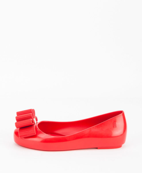 MELISSA Kids Ballerinas 32271 SPACE LOVE JASON WU, Red 74.99