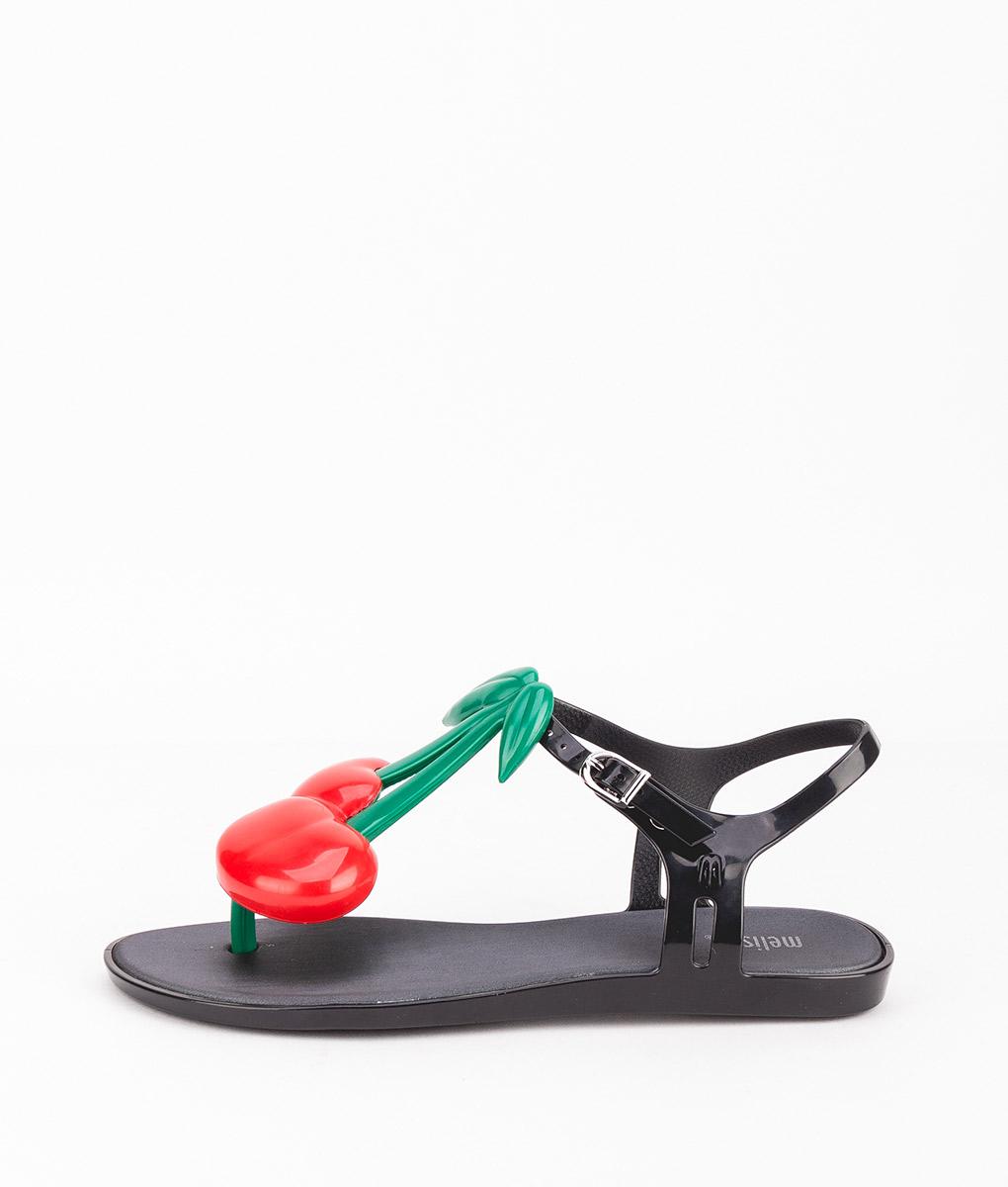 MELISSA Woman Sandals 32301 SOLAR IV, Black Green 66.99