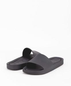 MELISSA Women Flip Flops 31754 BEACH SIDE, Black 62.99 1