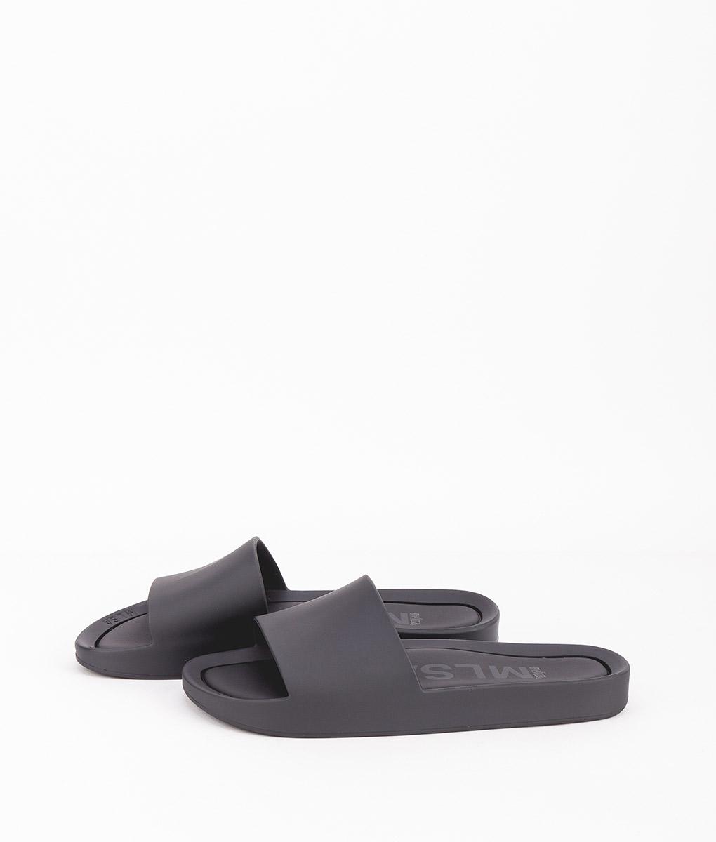 MELISSA Women Flip Flops 31754 BEACH SIDE, Black 62.99