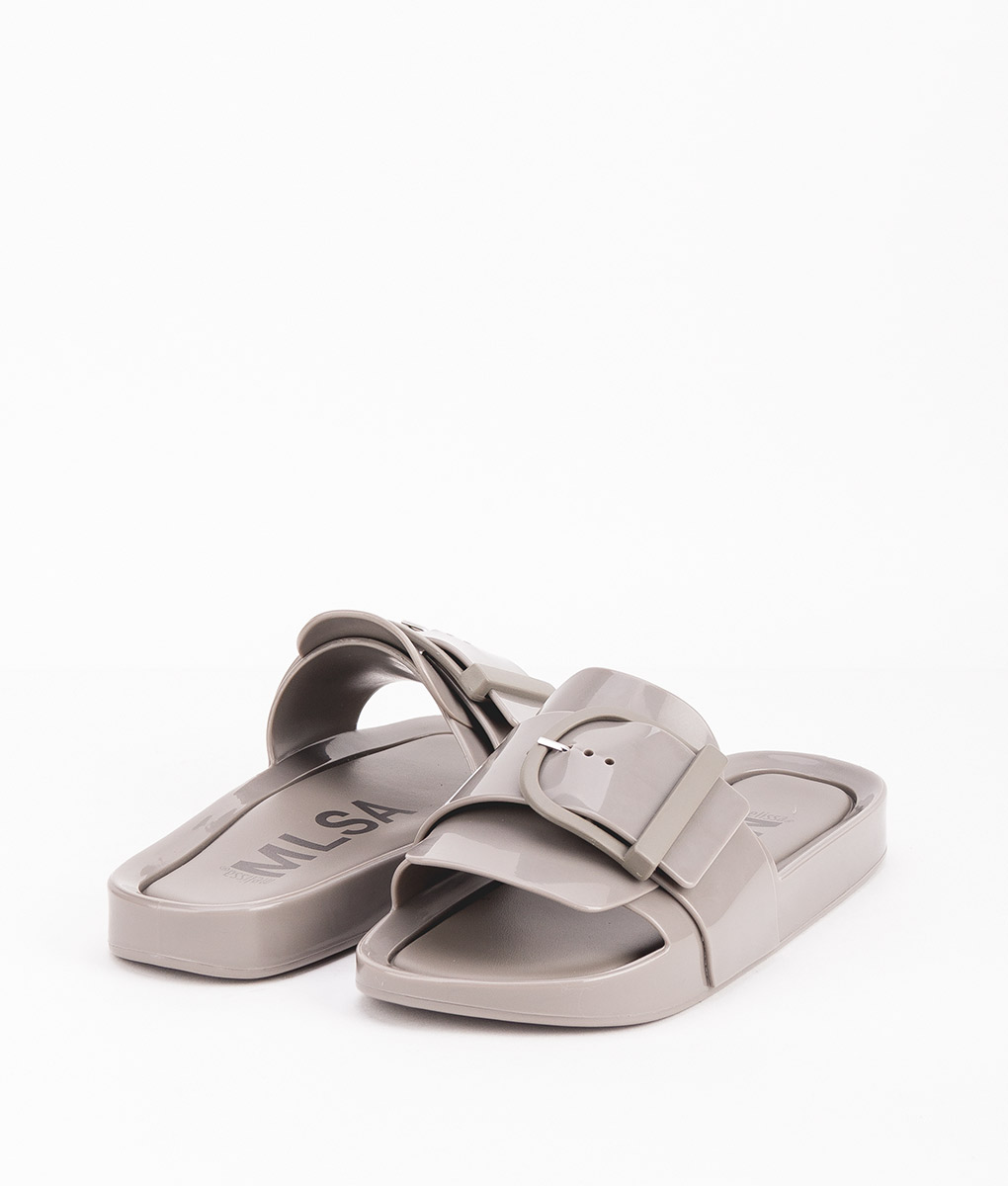 MELISSA Women Flip Flops 32286 BEACH SIDE IV, Grey 84.99 1