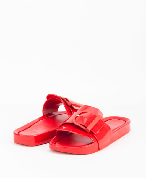 MELISSA Women Flip Flops 32286 BEACH SIDE IV, Red 84.99 1
