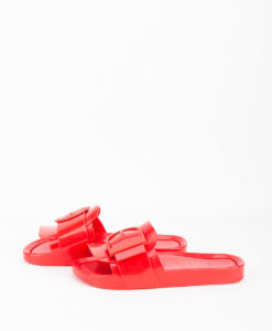 MELISSA Women Flip Flops 32286 BEACH SIDE IV, Red 84.99