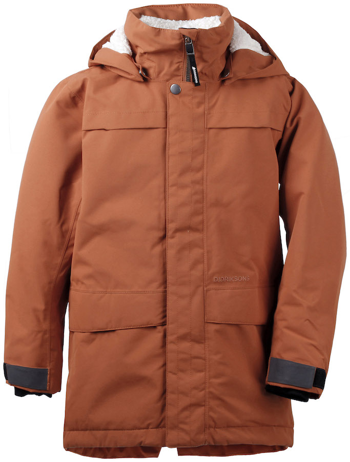2b6e7169 DIDRIKSONS Boys Parka Bjorling, Leather Brown 149.99 4. DIDRIKSONS ...