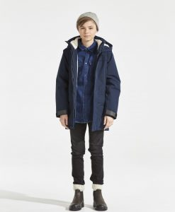 DIDRIKSONS Boys Parka Bjorling, Navy 149.99 2