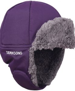 DIDRIKSONS Kids Cap Biggles, Berry Purple 24.99