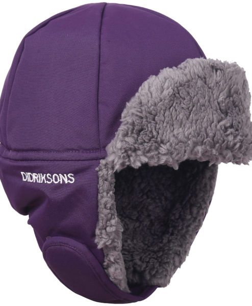 DIDRIKSONS Kids Cap Biggles, Berry Purple 24.99