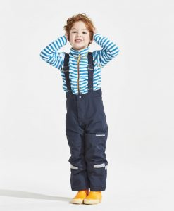 DIDRIKSONS Kids Pants Idre, Navy 79.99