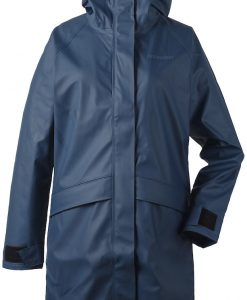 DIDRIKSONS Womans Rain Coat Ulla, Atlantic Blue 179.99