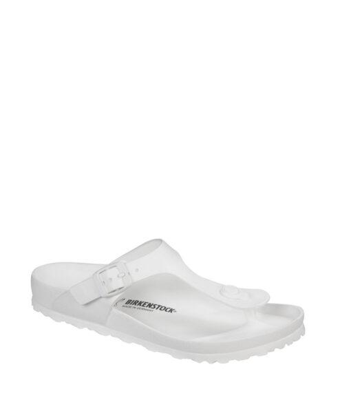 BIRKENSTOCK Unisex Flip Flops128221 GIZEH EVA, White 39.99